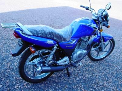 Escapamento Aluminium Esportivo Redondo Yes 125 - Preto - Suzuki