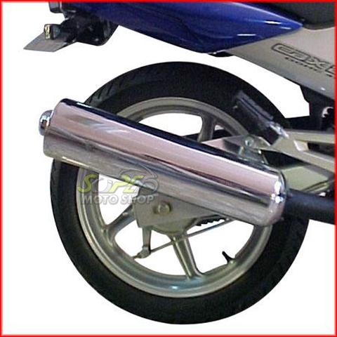 Ponteira Modelo Original Silencioso Twister CBX 250 - Honda