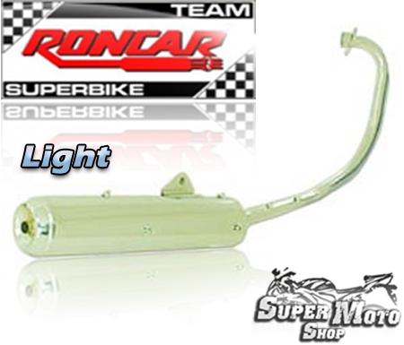 Escapamento Modelo Original Light - YES 125 S/ Capa