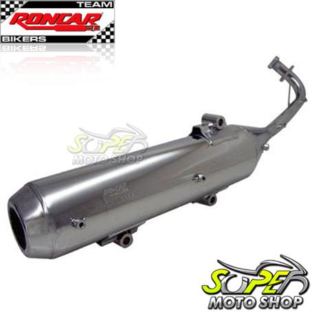 Escapamento Silencioso Modelo Original Aço Inox Neo 115 Até 2009 - Yamaha