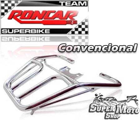 Bagageiro Convencional Cromado - CBX 250 Twiste Até ano 2005