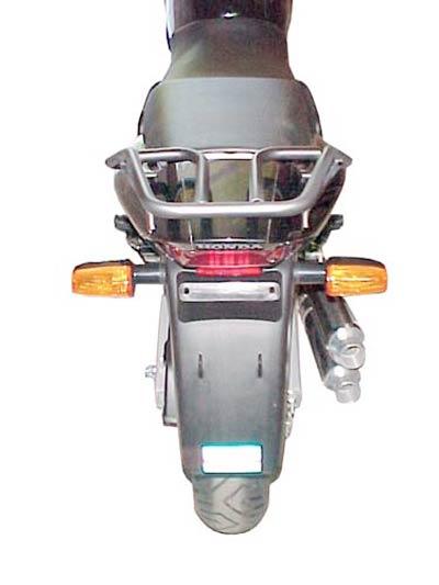 Bagageiro Convencional Preto - CBX 250 Twiste Até ano 2005