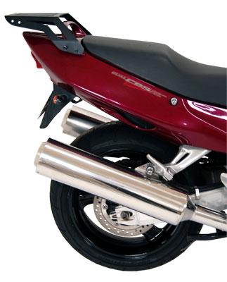 Bagageiro / Suporte Roncar em Chapa Reforçado CBR 1100 XX - Preto - Honda