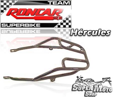 Bagageiro / Suporte Roncar Modelo Hércules Reforçado XLR 125 - Honda