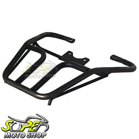 Bagageiro / Suporte Roncar Modelo Hércules Reforçado YES 125 - Preto - Suzuki