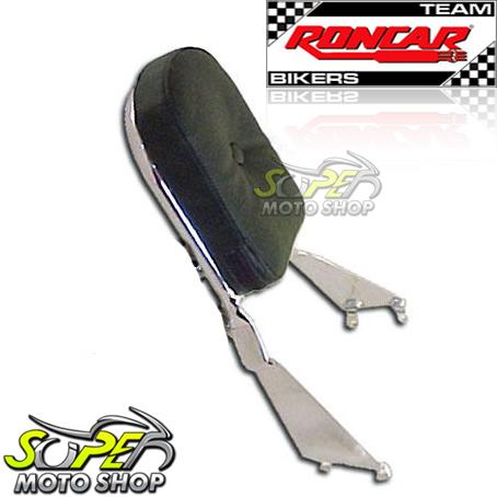 Sissy Bar / Encosto Traseiro Roncar Tubular Vulcan 800 - Kawasaki