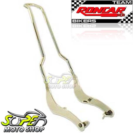 Sissy Bar / Encosto Traseiro Roncar Modelo Easy Rider Cromado - Marauder 800 - Suzuki