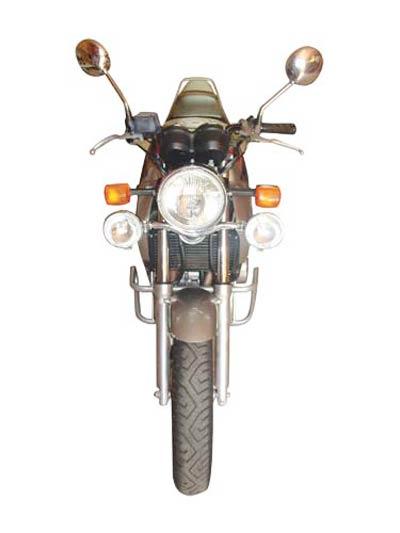 Jogo de Farol Auxiliar Kit Suporte + Faróis Cromados CB 500 até 2005 - Honda