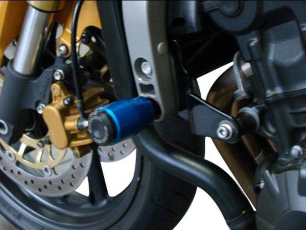 Slider Dianteiro Anker - Hornet CB 600 ano 2008 em Diante - Honda