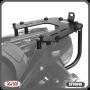 Bagageiro / Base Scam para Bauleto Traseiro MONOKEY - GS 650 G - BMW - Super Moto Shop