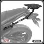 Bagageiro / Base Scam para Bauleto Traseiro - MT-09 2015 até 2019 - Yamaha - Super Moto Shop