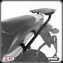 Bagageiro / Base Scam para Bauleto Traseiro - NC 700 / 750 X 2013 até 2015 - Honda - Super Moto Shop