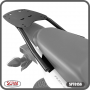 Bagageiro / Base Scam para Bauleto Traseiro Preto - CG 160 Titan ano 2016 em Diante - Honda - Super Moto Shop