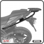 Bagageiro / Base Scam para Bauleto Traseiro Preto - Ninja 1000 Tourer - Kawasaki - Super Moto Shop