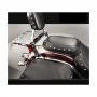 Bagageiro / Suporte Modelo Cobra Cromado - Vulcan 900 - Kawasaki - Super Moto Shop