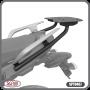 Bagageiro / Suporte Scam para Bauleto Traseiro - Tracer 900 GT ano 2020 em Diante - Yamaha - Super Moto Shop