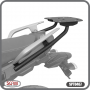 Bagageiro / Base Scam para Bauleto Traseiro - Tracer 900 GT ano 2020 em Diante - Yamaha - Super Moto Shop