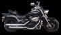 """Escapamento Esportivo Torbal Modelo 2.1/4"""" Long Cromado - Boulevard 800 2010 em diante - Suzuki - Super Moto Shop"""