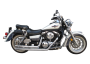 Escapamento Esportivo Torbal Modelo Corte Lateral - Vulcan 1500 Classic - Kawasaki - Super Moto Shop