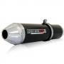 Escape / Ponteira Coyote SS1 Alumínio Oval - CB 1300 - Honda - Super Moto Shop