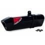 Escape / Ponteira Coyote TRS 2 Way Alumínio - F 850 GS Adventure - BMW - Super Moto Shop