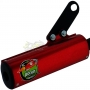 Escape / Ponteira Wacs Modelo Rocket Oval - Phoenix + 50 - Shineray - Super Moto Shop