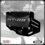 Protetor / Capa de Sonda Lambda Scam Preto - Tracer 900 GT ano 2020 em Diante - Yamaha - Super Moto Shop