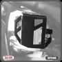 Protetor / Capa do Reservatório Fluido de Freio Scam Preto - MT-03 ano 2016 em Diante - Yamaha - Super Moto Shop