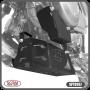 Protetor de Carter Scam Preto - CB 500 X até 2017 - Honda - Super Moto Shop