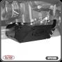 Protetor de Carter Scam Preto - MT-09 / MT-09 Tracer / Tracer 900 GT - Yamaha - Super Moto Shop