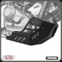 Protetor de Carter Scam Preto - NC 700 / 750 X todos os anos - Honda - Super Moto Shop