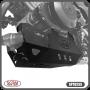 Protetor de Carter Scam Preto - V-Strom DL 1000 ano 2014 em Diante - Suzuki - Super Moto Shop