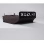 Protetor de Carter V2 Custom - Boulevard 1500 C / 1500 LC - Suzuki - Super Moto Shop