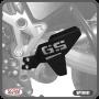 Protetor de Escapamento Scam Preto - F 800 GS / Adventure - BMW - Super Moto Shop