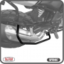 Protetor de Escapamento Scam Preto - G 310 GS - BMW - Super Moto Shop