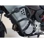 Protetor de Motor e Carenagem Coyote Preto - F 850 GS Adventure - BMW - Super Moto Shop
