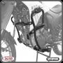 Protetor de Motor e Carenagem Scam Preto - Lander 250 ABS ano 2019 em Diante - Yamaha - Super Moto Shop