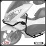 Protetor de Motor e Carenagem Scam Preto - PCX 150 i - Honda - Super Moto Shop