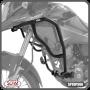 Protetor de Motor e Carenagem Scam Preto - XRE 190 - Honda - Super Moto Shop