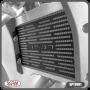Protetor de Radiador Scam Preto - MT-07 - Yamaha - Super Moto Shop