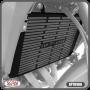 Protetor de Radiador Scam Preto - Tracer 900 GT ano 2020 em Diante - Yamaha - Super Moto Shop