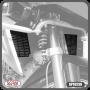 Protetor de Radiador Scam Preto (Par) - R 1250 GS ano 2019 em Diante - BMW - Super Moto Shop