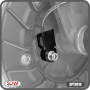 Protetor de Sensor ABS Scam Preto - Super Tenere 1200 - Yamaha - Super Moto Shop
