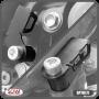 Protetor de Sensor ABS Scam Preto - Versys 1000 / Tourer  ano 2015 até 2019 - Kawasaki - Super Moto Shop