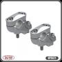 Riser / Adaptador Para Guidão Scam 22mm  / 28mm Ø - Universal - Super Moto Shop