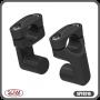 Riser / Adaptador Para Guidão Scam 28,5mm Ø - Universal - Super Moto Shop