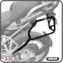Suporte / Afastador Alforge Laterais Scam - R 1250 GS ano 2019 em Diante - BMW - Super Moto Shop