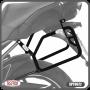 Suporte / Afastador Alforge Laterais Scam - Versys 1000 até 2014 - Kawasaki - Super Moto Shop