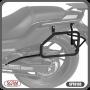 Suporte / Afastador Alforge Lateral Scam - CTX 700 N 2013 até 2015 - Honda - Super Moto Shop