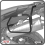 Suporte / Afastador Alforge Lateral Scam em Tubo - F 800 GS - BMW - Super Moto Shop
